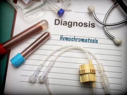 Hämochromatose